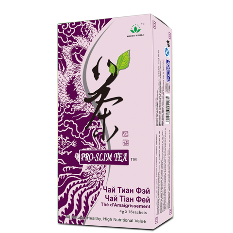 green world pro slim tea